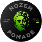 Nozem Smooth Creme Medium Hold Pomade 100ml